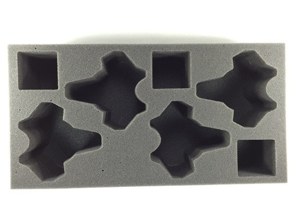 (Dark Eldar) 4 Venom Foam Tray (BFM-4)