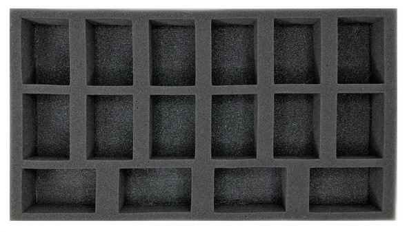 (W/H) Oversized Medium Troop Foam Tray (PP-2)
