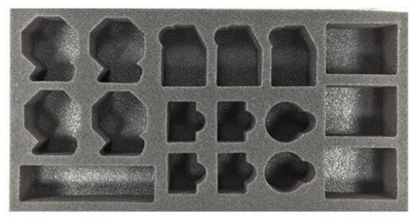 Krosmaster Arena Cardboard Terrain Foam Tray (BFM-1.5)