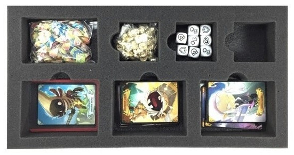 Krosmaster Arena Cards and Accessories Foam Tray (BFM-1.5)