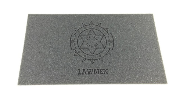 (Topper) Lawmen Foam Topper
