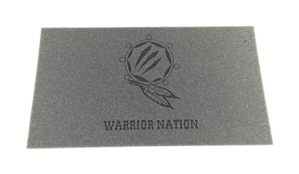 (Topper) Warrior Nation Foam Topper
