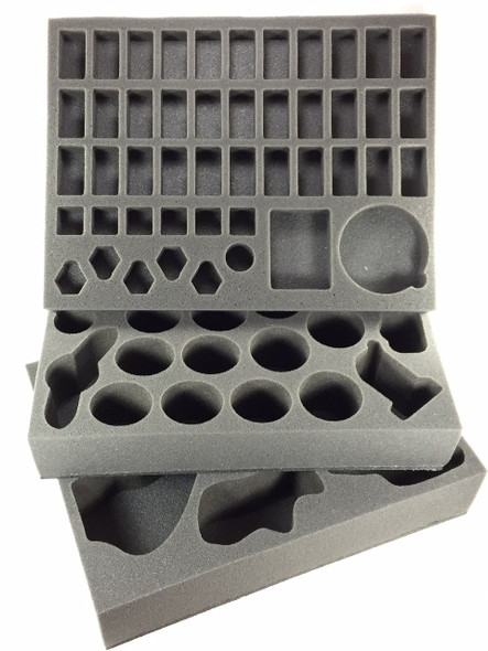 Cthulhu Wars Core Game Foam Tray Kit