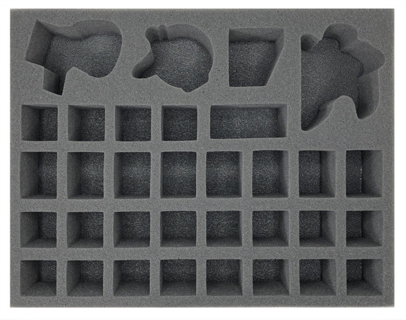 Age of Sigmar Khorne Foam Tray (BFL-2.5)