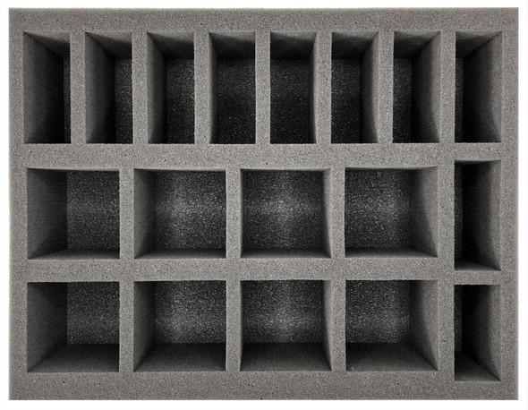 (Beastmen) 8 Minotaur 10 Centigor Foam Tray (BFL-4)