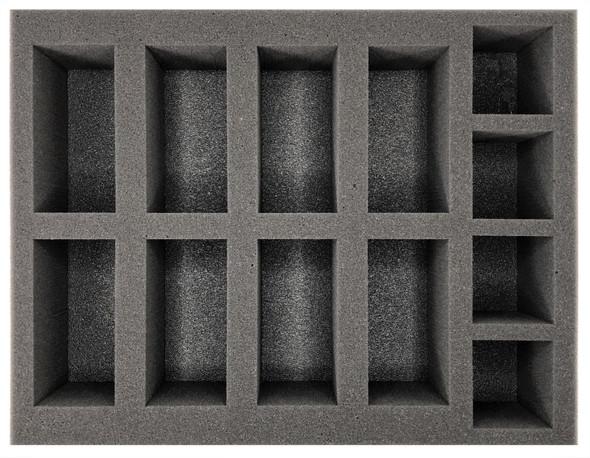 (Tomb Kings) 8 Ushabti 4 Carrion Foam Tray (BFL-3)