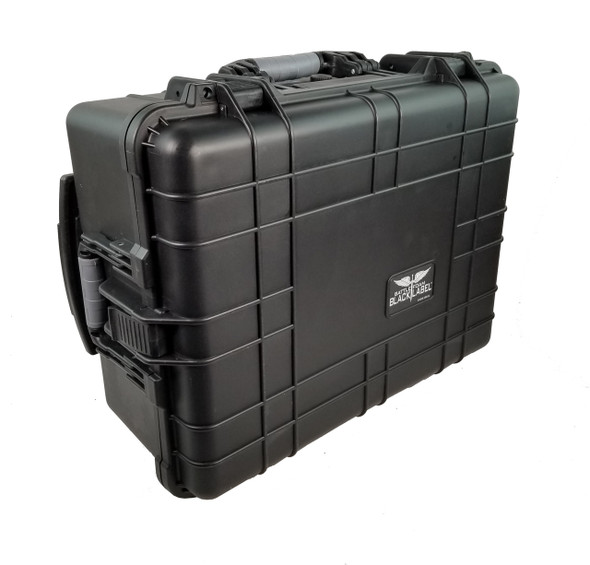 The Tripoli Black Label Case Pluck Foam Load Out
