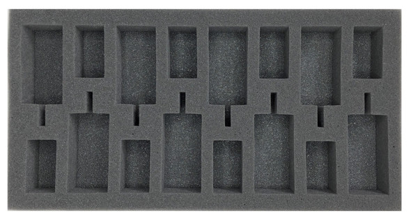 (Team Yankee) Flames of War US Abrams and M113 Foam Tray (BFM-1.5)