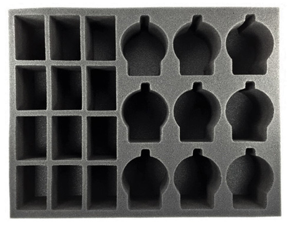 (Daemon) 9 Juggernaut 12 Larger Daemon Model Foam Tray (BFL-3)