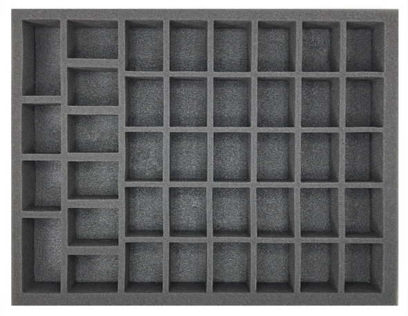(O&G) Black Orc Foam Tray (0028BF-1.5)
