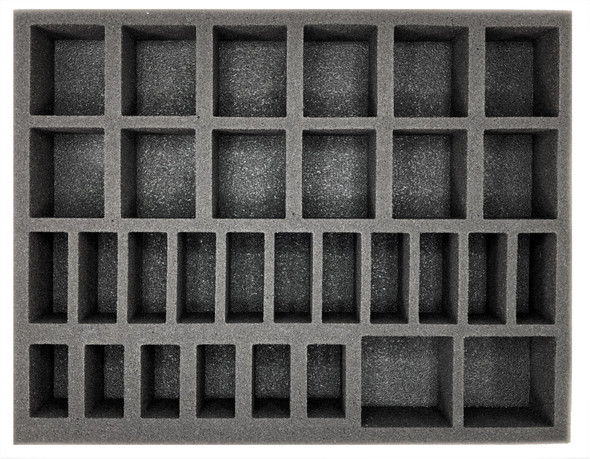 (Skaven) Clan Moulder Foam Tray (BFL-2)