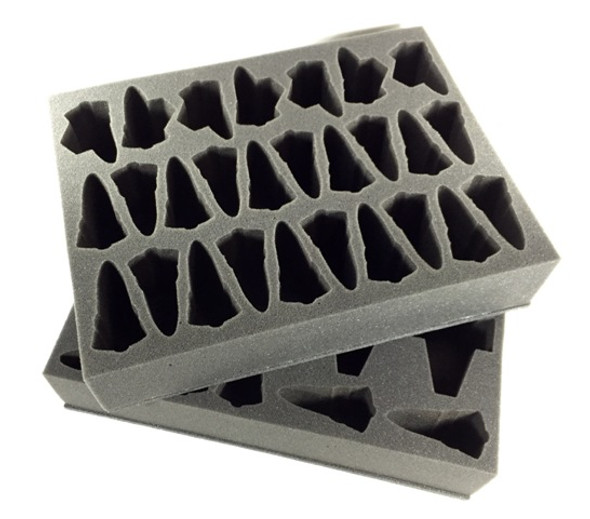 (Eldar) Windrider Host Formation Foam Kit for the P.A.C.K. System Bags (BFL)