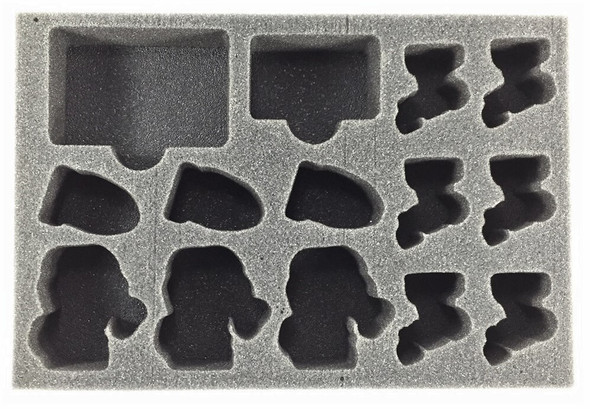 Descent: Journeys in the Dark Mists of Bilehall Foam Tray for the P.A.C.K. System Bags (BFS-1.5)