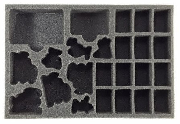 Descent: Journeys in the Dark Bonds of the Wild Foam Tray for the P.A.C.K. System Bags (BFS-1.5)