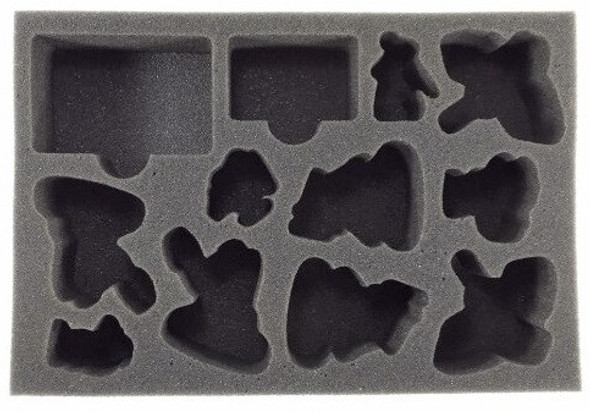 Descent: Journeys in the Dark Visions of Dawn Foam Tray for the P.A.C.K. System Bags (BFS-2)