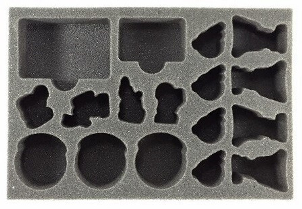 Descent: Journeys in the Dark Oath of the Outcast Foam Tray for the P.A.C.K. System Bags (BFS-1.5)