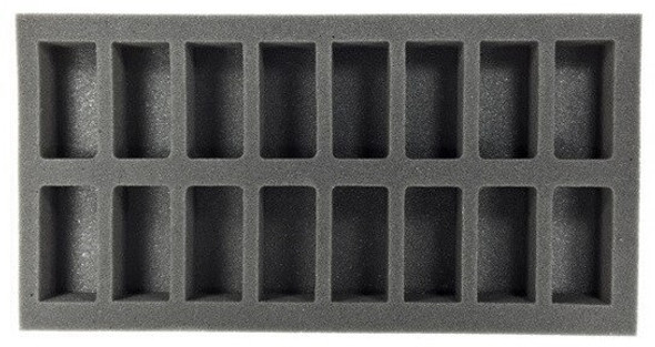 (Team Yankee) Flames of War Soviet BMP 1 or 2 Foam Tray (BFM)