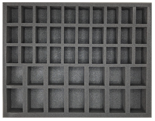 (Gen) 30 Medium Troop and 14 Large Troop Foam Tray (BFL)
