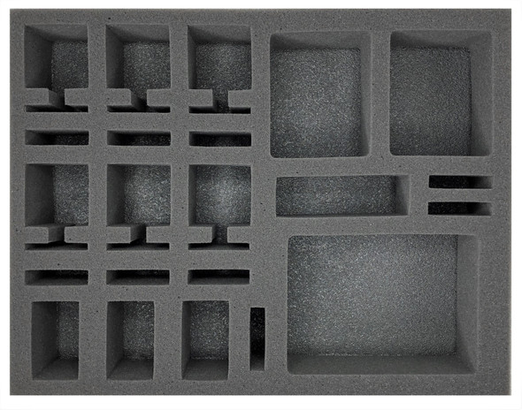 Star Wars Generic Small Medium and Large Ship Foam Tray (BFL-2.5)
