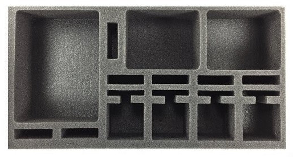 Star Wars Generic Small Medium and Large Ship Foam Tray (BFM-2.5)