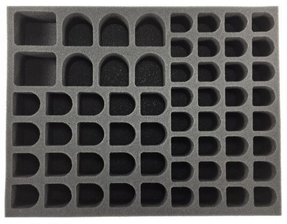 (Genestealer Cults) Genestealer Cults Troop Foam Tray (BFL-2)