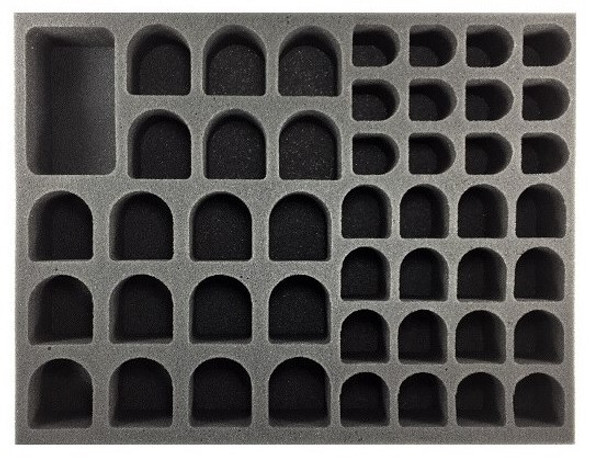 (Genestealer Cults) Genestealer Cults Large Troop Foam Tray (BFL-2)