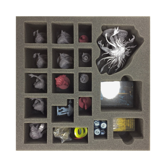 The Others: 7 Sins Core Game Foam Tray Kit