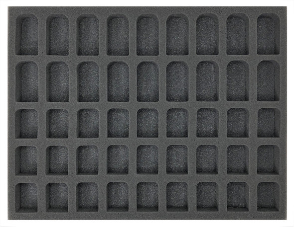 (Hobby) 18 GW Larger Shade 27 Paint Pot Foam Tray (BFL-1)