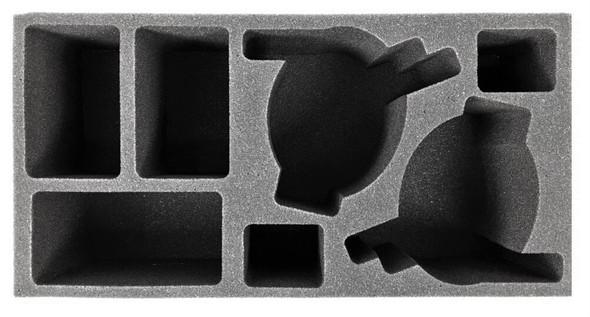 (Chaos) 2 Skull Cannons Foam Tray (BFM-4.5)