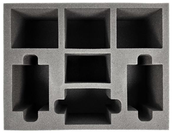 (Chaos) Nurgle Plague Drones Foam Tray (BFL-4.5)