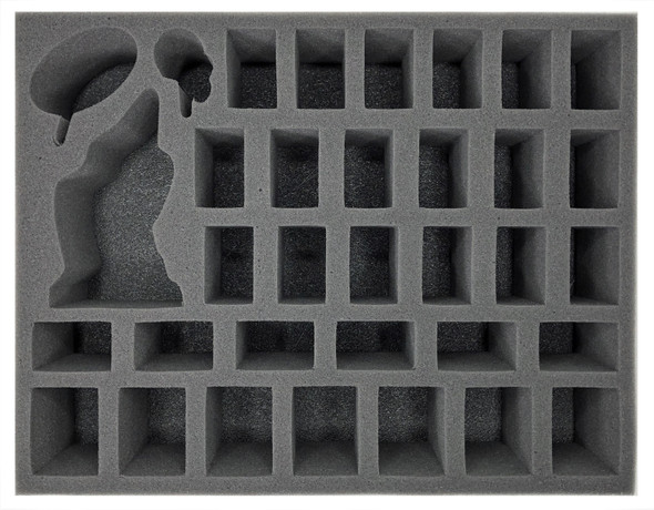 (Eldar) Triumvirate of Ynnead Foam Tray (BFL-3.5)