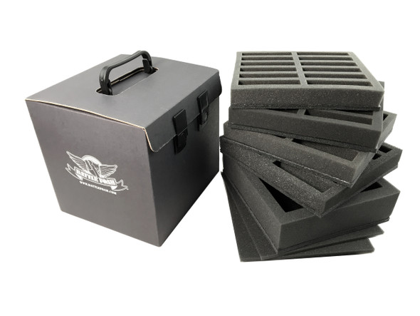 Battle Foam 'D-Box' with Star Wars Destiny Load Out (Black)