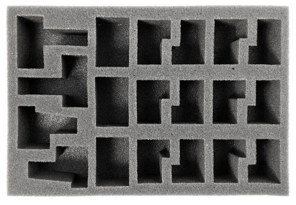 Dark Eldar Specialty Troop Foam Tray (BFS-1.5)