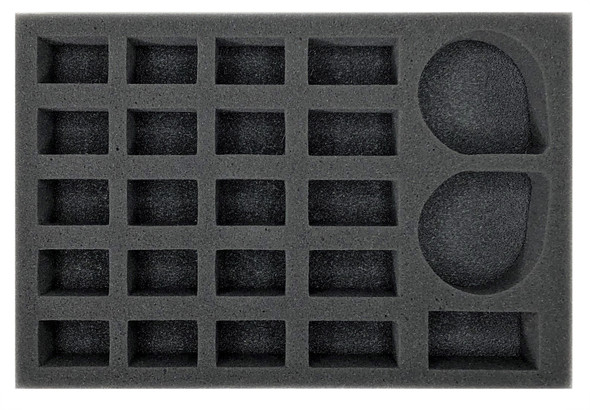 Astra Militarum Specialty Troop Foam Tray (BFS-1.5)