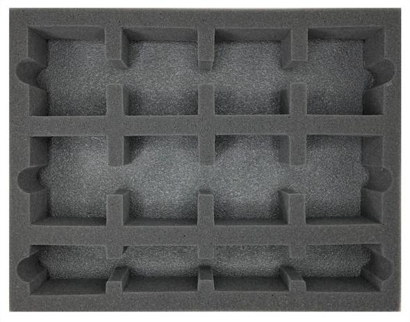 Kingdom Death Large Card Foam Tray (BFL-2.5)