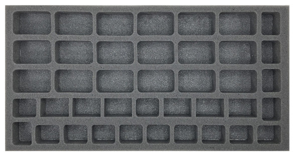 (British) Flames of War British Rifle Company Foam Tray (BFM-1)