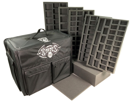 (Hordes) Privateer Press Hordes Bag Troop Heavy Army Load Out (Black)