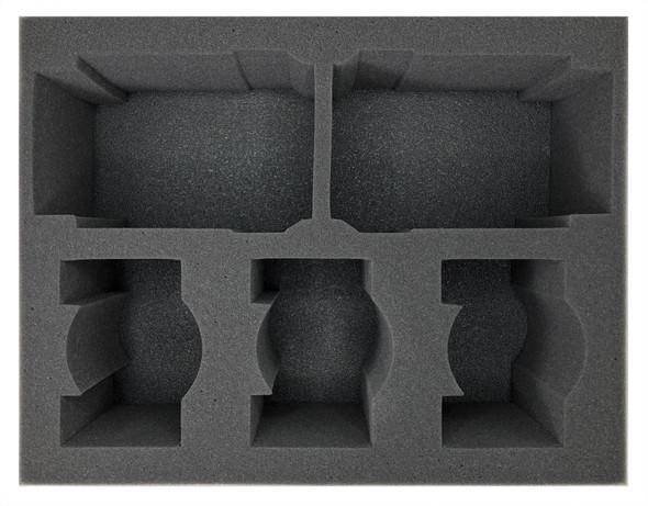 (Primaris Marine) 2 Repulsor 3 Redemptor Foam Tray (BFL)