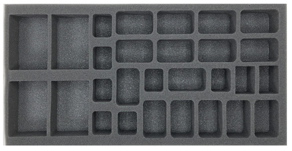 (FMG) Flames of War Firestorm Market Garden Allied 1 Foam Tray (BFM-1.5)
