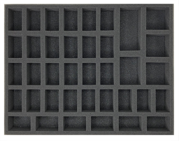 Primaris Marine Alpha Troop Foam Tray (BFL-1.5)