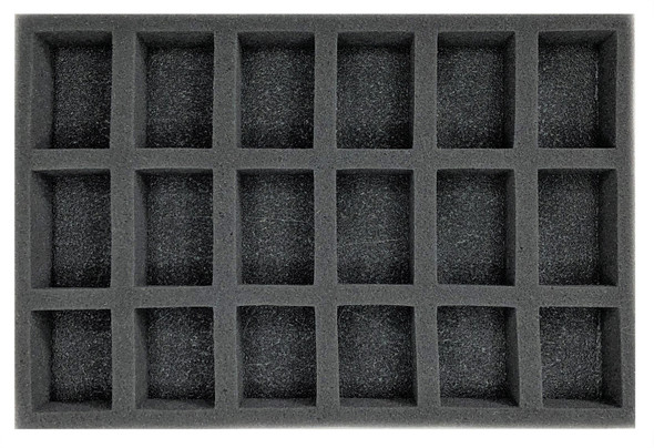 Small Large Model Troop Foam Tray (BFS-1.5)