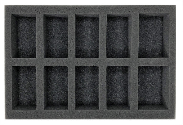 Small Light Jack Foam Tray (BFS-2)