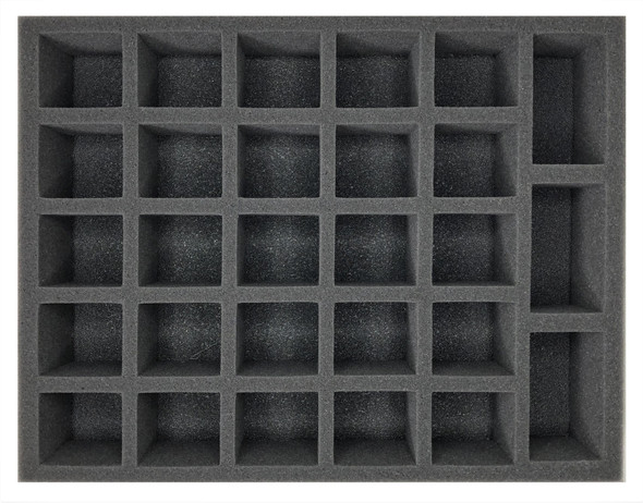 (Gen) 25 Large 3 X-Large Troop Foam Tray (BFL)
