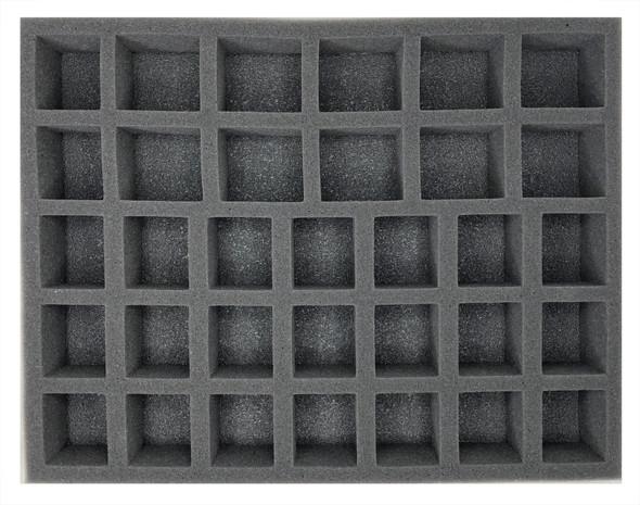 (Gen) 21 Large Standing 12 X-Large Standing Troop Foam Tray (BFL-2)