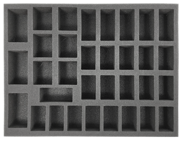 (Gen) Various Small Medium and Large Universal Troop Foam Tray (BFL-1.5)