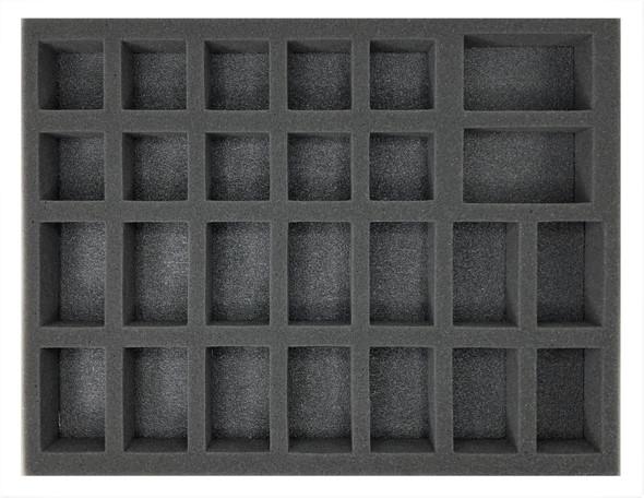 (Gen) 14 Large 10 Medium 2 X-Large Troop Foam Tray (BFL)