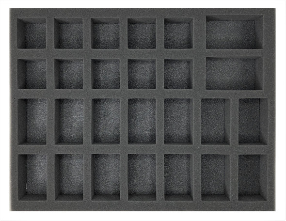 (Gen) 14 Large 10 Medium 2 X-Large Troop Foam Tray (BFL)