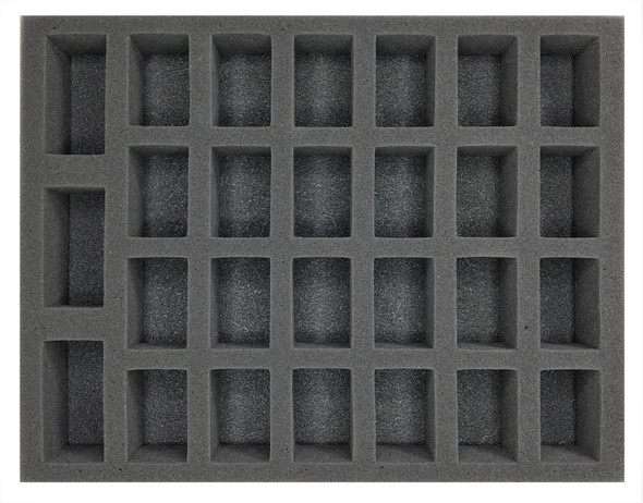 (Gen) 24 Large 3 X-Large Troop Foam Tray (BFL-2)