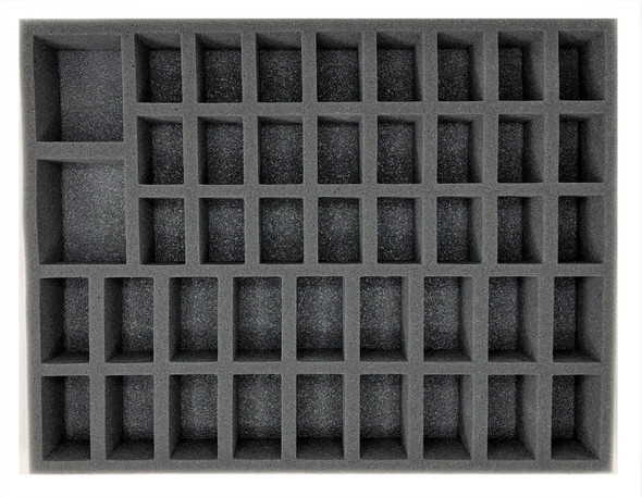 (Gen) 24 Medium 18 Large 2 X-Large Troop Foam Tray (BFL-2)