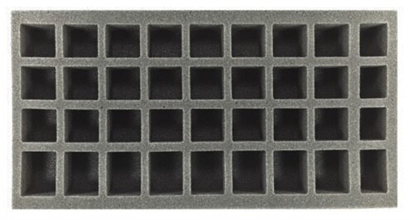 (Gen) 24 Small 8 Medium 4 X-Small Standing Model Foam Tray (BFM)